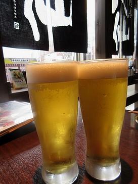 20190420おんじき (3)生ビール