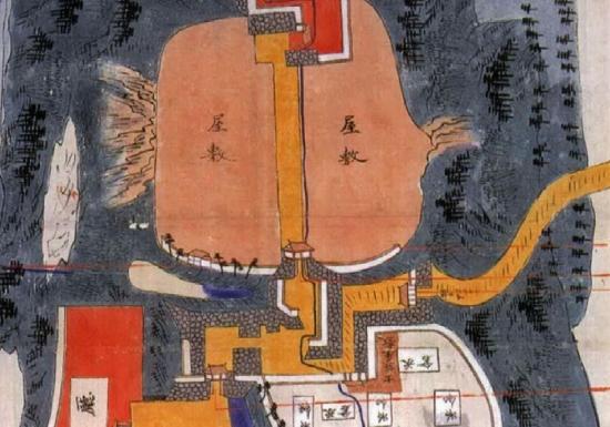 03-飯田城跡開墾の図-二の丸00