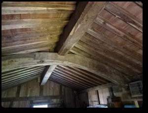 籾戸の二階