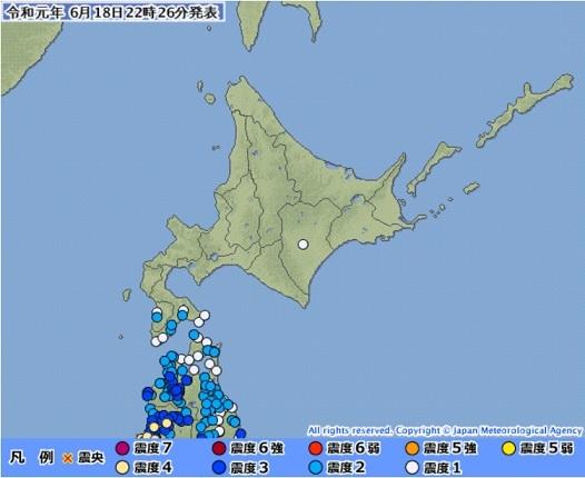 20190618震度北海道