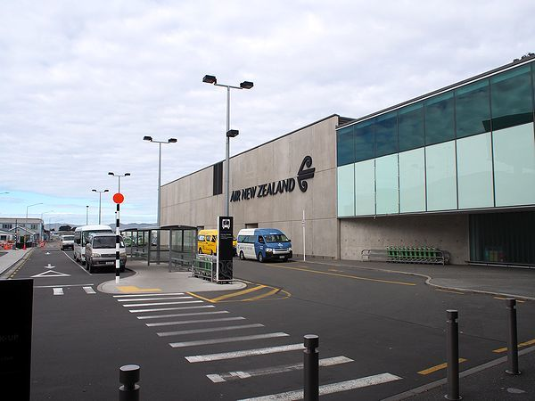 クライストチャーチ国際空港