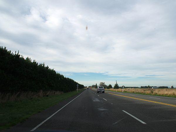 国道1号線