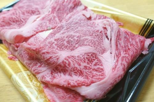 ふるさと納税2019 新潟県村上市 村上牛すき焼き用 (13)