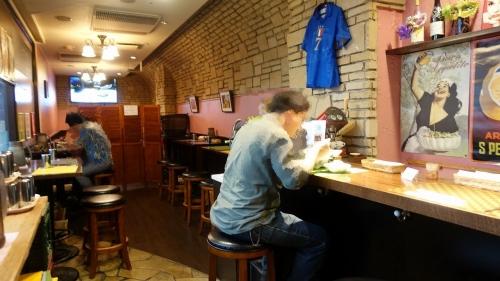 イワッチーナ邸 La麺Cucina 本町・淀屋橋 (19)