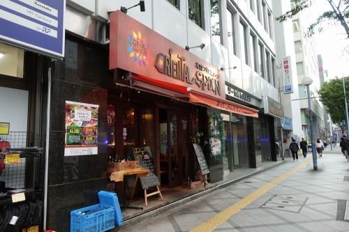 オリエンタルスプーン 西天満店 (2)