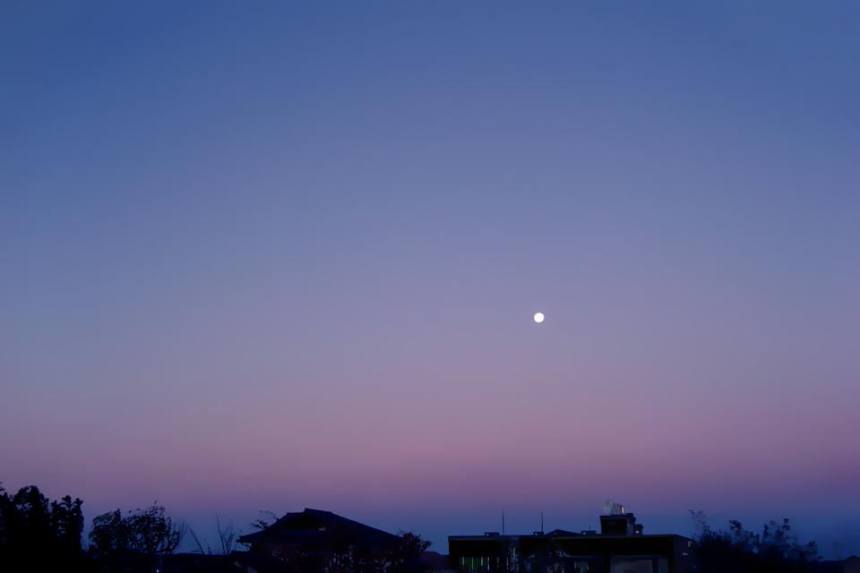 遥かなる影 ── 地球影の神秘