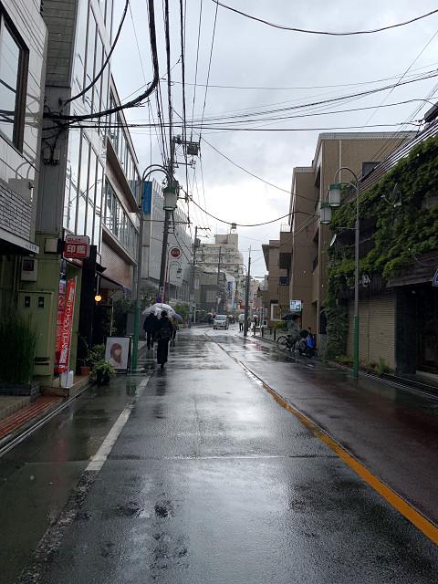 ゴールデンウイーク前の雨東京1@2019年4月24日 by占いとか魔術とか所蔵画像