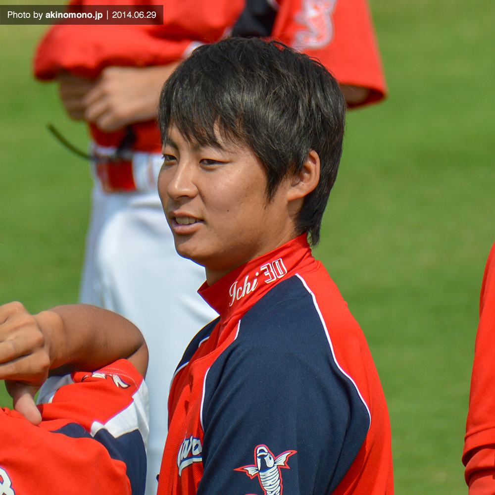 一岡竜司(2014年)