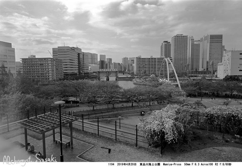 東品川海上公園1194-1 Ⅱ