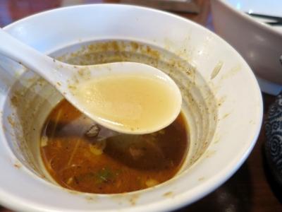 笑麺スープ割