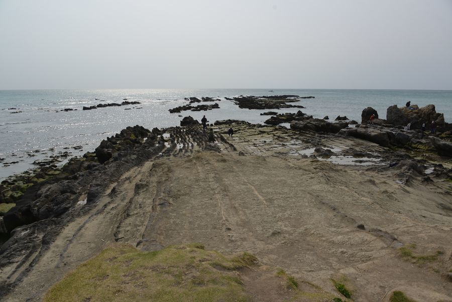 御用邸のある海岸-5