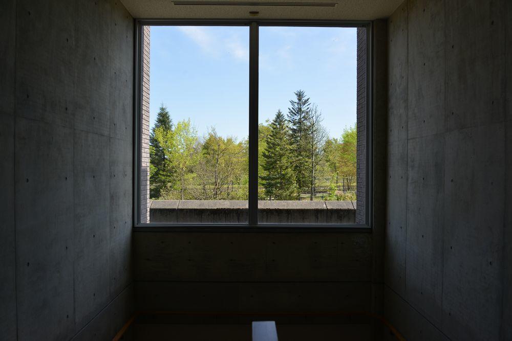 連休の美術館-2