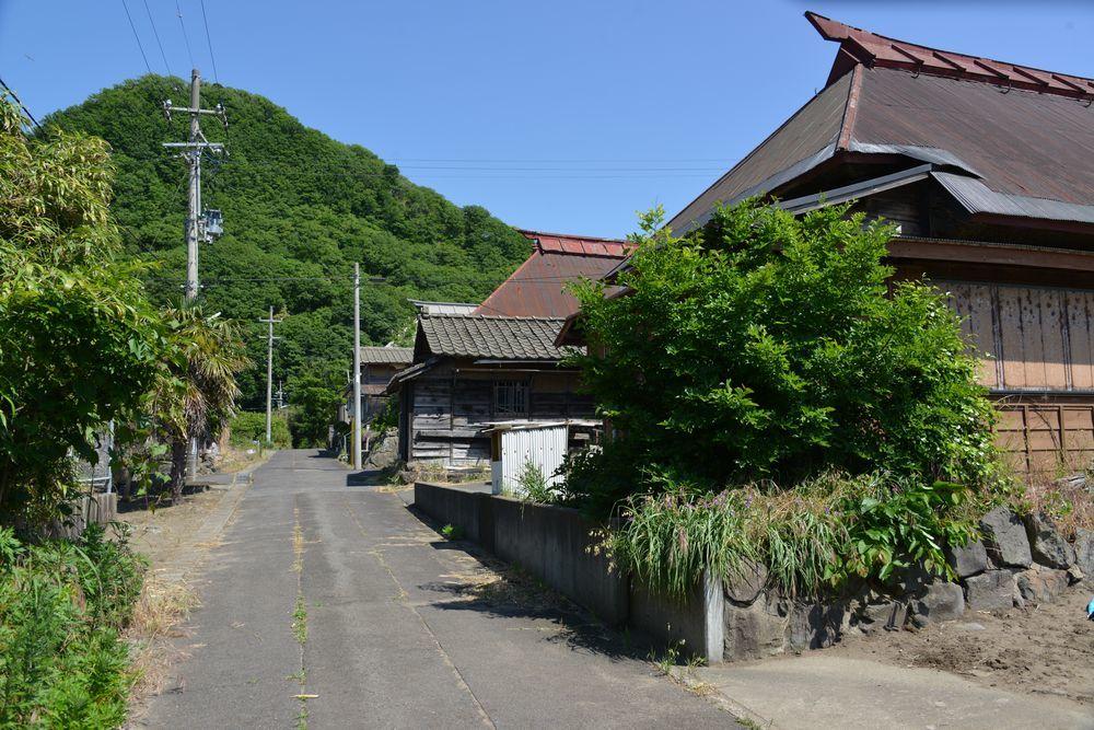 五ケ浜を歩く-3
