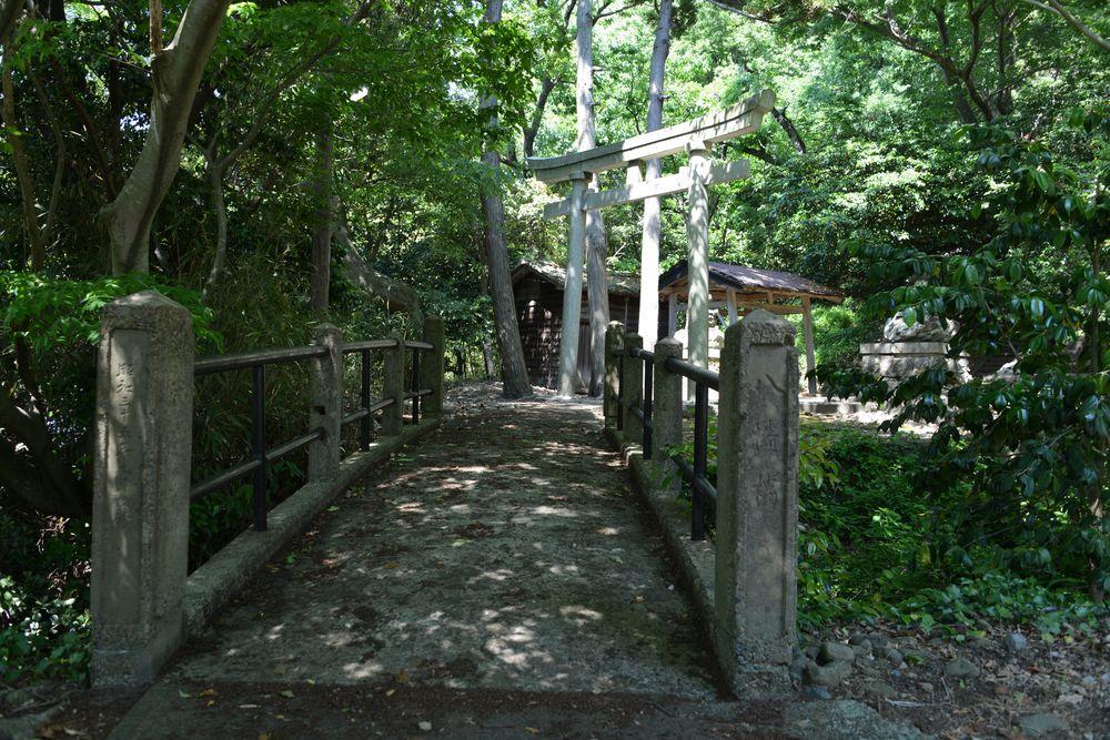五ケ浜の神社-1