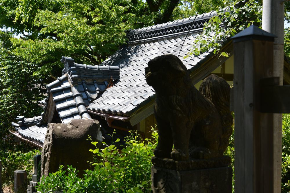 五ケ浜の神社-2