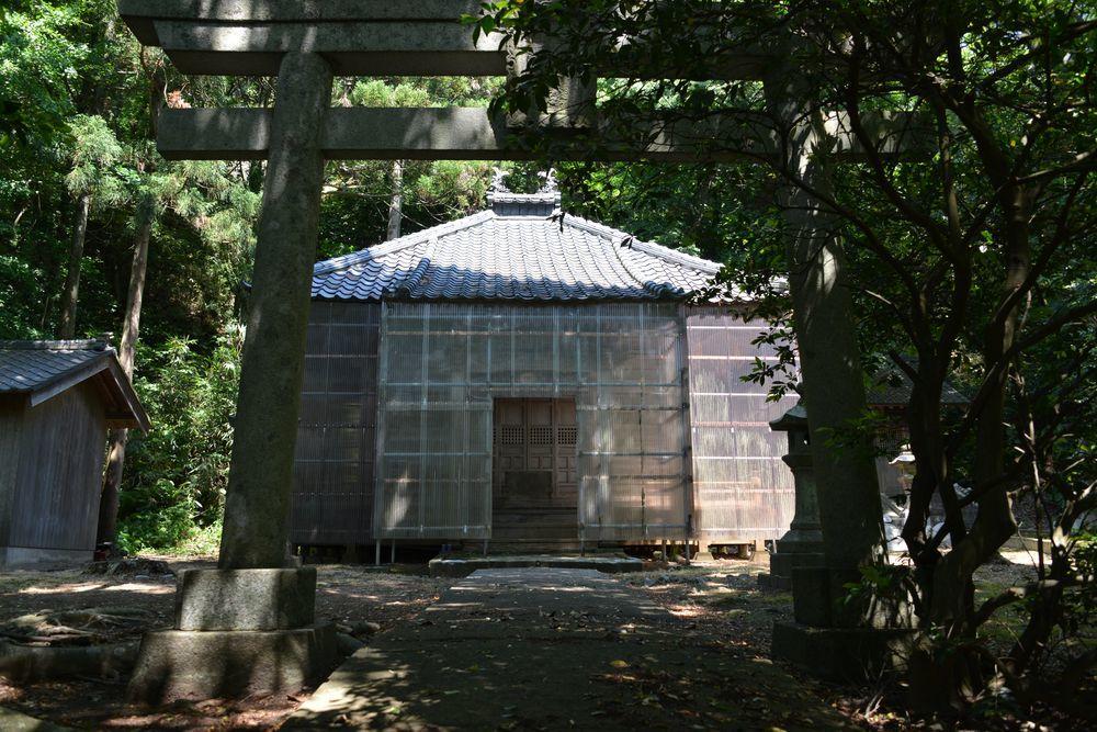 五ケ浜の神社-5