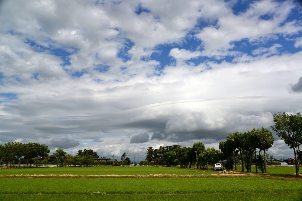 梅雨の晴れ間-1