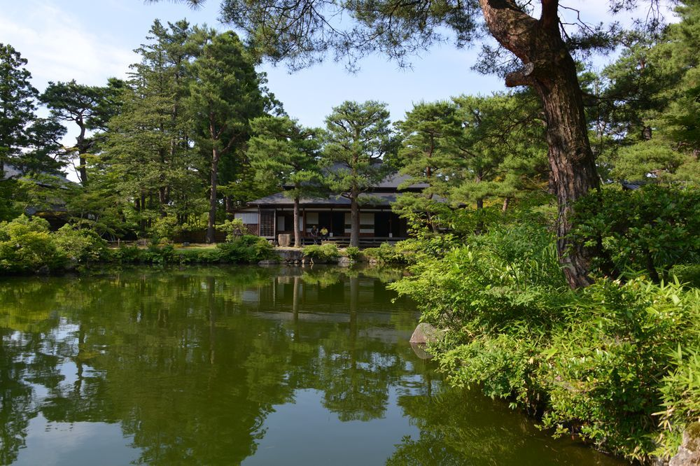 清水園庭園-1