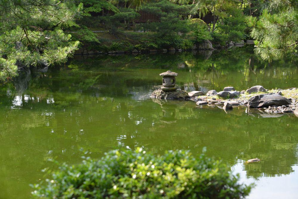 清水園庭園-2