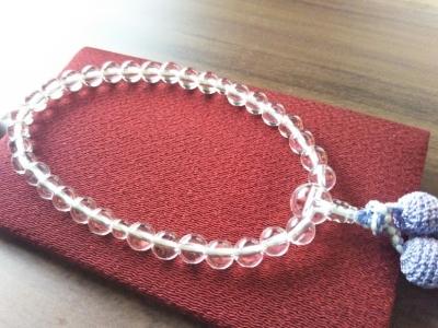 新しい数珠