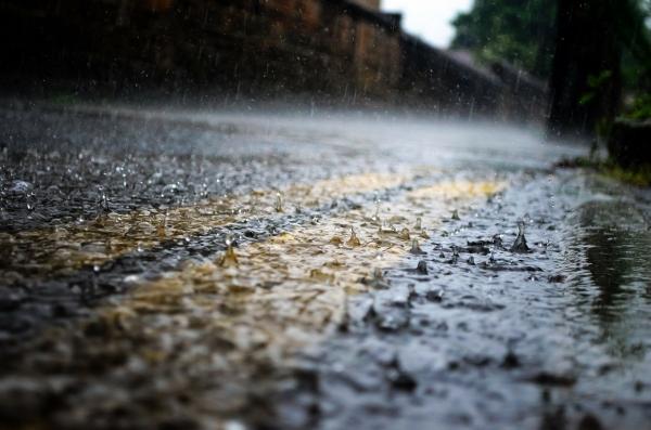 イメージ大雨