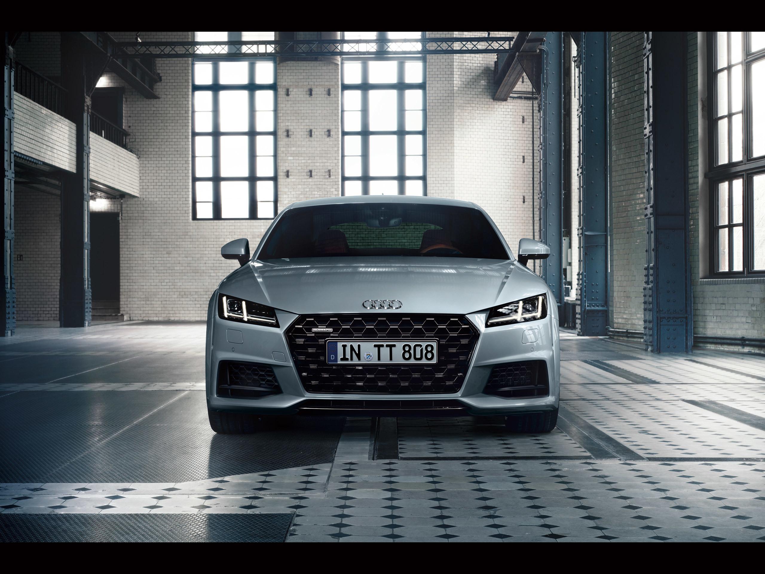 Audi Tt 20 Years 2019 アウディに嵌まる 壁紙画像ブログ