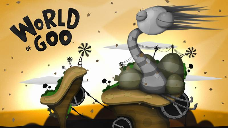PC ゲーム World of Goo 日本語化メモ