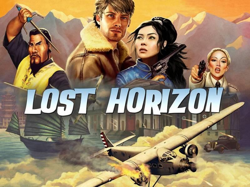 PC ゲーム Lost Horizon 日本語化メモ