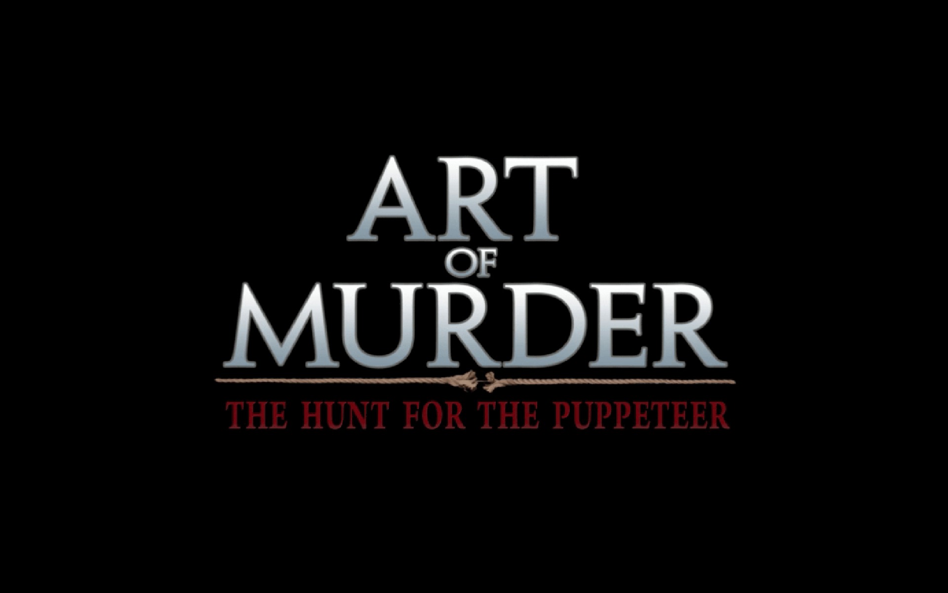 PC ゲーム Art of Murder: Hunt for the Puppeteer 日本語化メモ