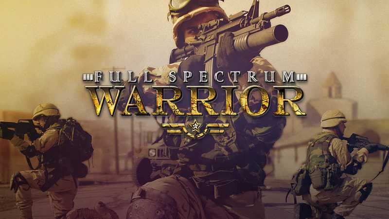 PC ゲーム Full Spectrum Warrior 日本語化とゲームプレイ最適化メモ