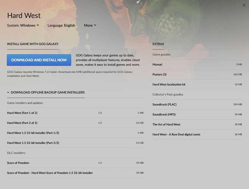 PC ゲーム Hard West 日本語化メモ、GOG 版 Hard West 日本語化 Mod 表示可能