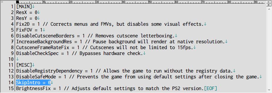 サバイバルホラーアドベンチャー PC ゲーム SILENT HILL 4 THE ROOM ゲームプレイ最適化メモ、SILENT HILL 4 Widescreen Fix で最新版アップデート後、scripts フォルダにある SilentHill4.WidescreenFix.ini の [MISC] セクションにある SkipIntro = 1 の場合、ゲーム内でアイテムやメモの「取得、スクラップブックを開くとクラッシュする問題、 SkipIntro = 0 にすることでクラッシュ回避、言語が日本語(Japanese)の場合にクラッシュが発生する模様、英語(English)ではクラッシュしない