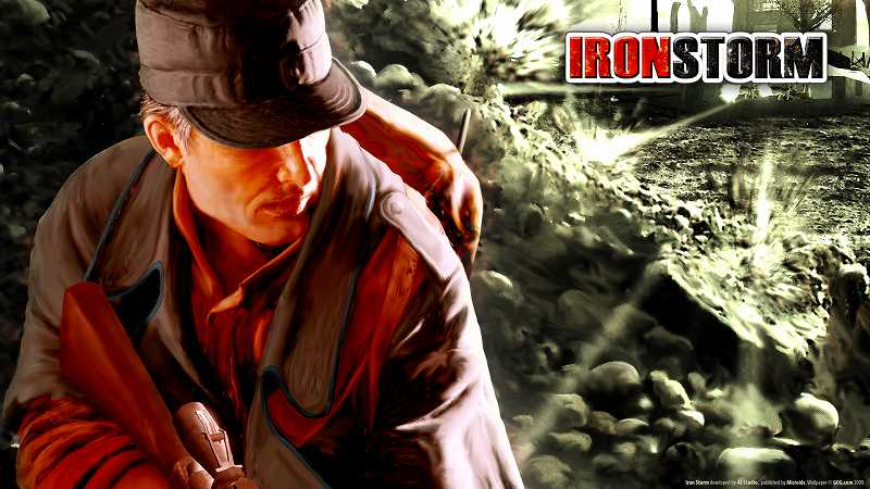 PC ゲーム Iron Storm 日本語化とゲームプレイ最適化メモ