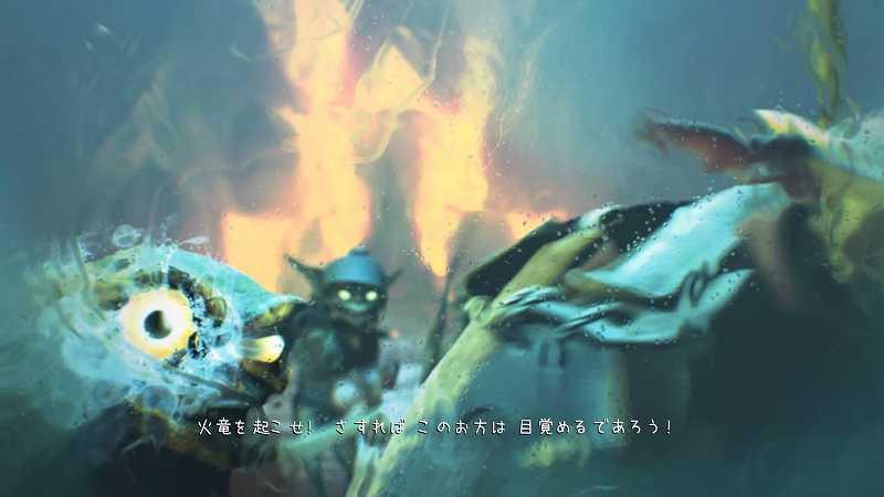 PC ゲーム Overlord II 日本語化メモ、Overlord、Overlord II 日本語化後のスクリーンショット(うずらフォント)