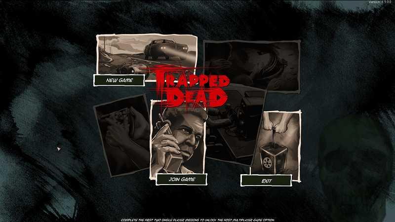 PC ゲーム Trapped Dead 日本語化メモ、Trapped Dead 起動後、ニューゲームを選択してゲームがフリーズしてしまう場合の解決方法、ファイアーウォールで通信をブロックしていると発生する模様、ファイアーウォールで通信を許可設定にすればおそらく解決するはず