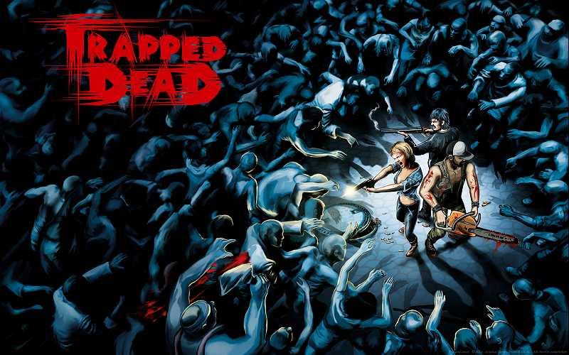 PC ゲーム Trapped Dead 日本語化メモ