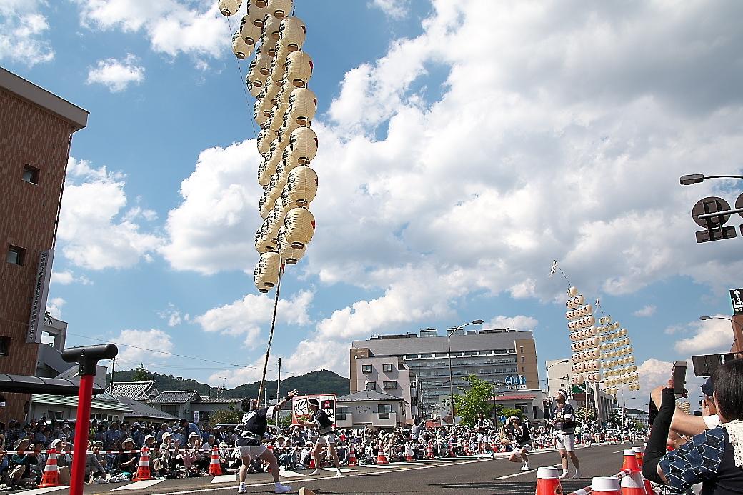 秋田竿燈まつり_2