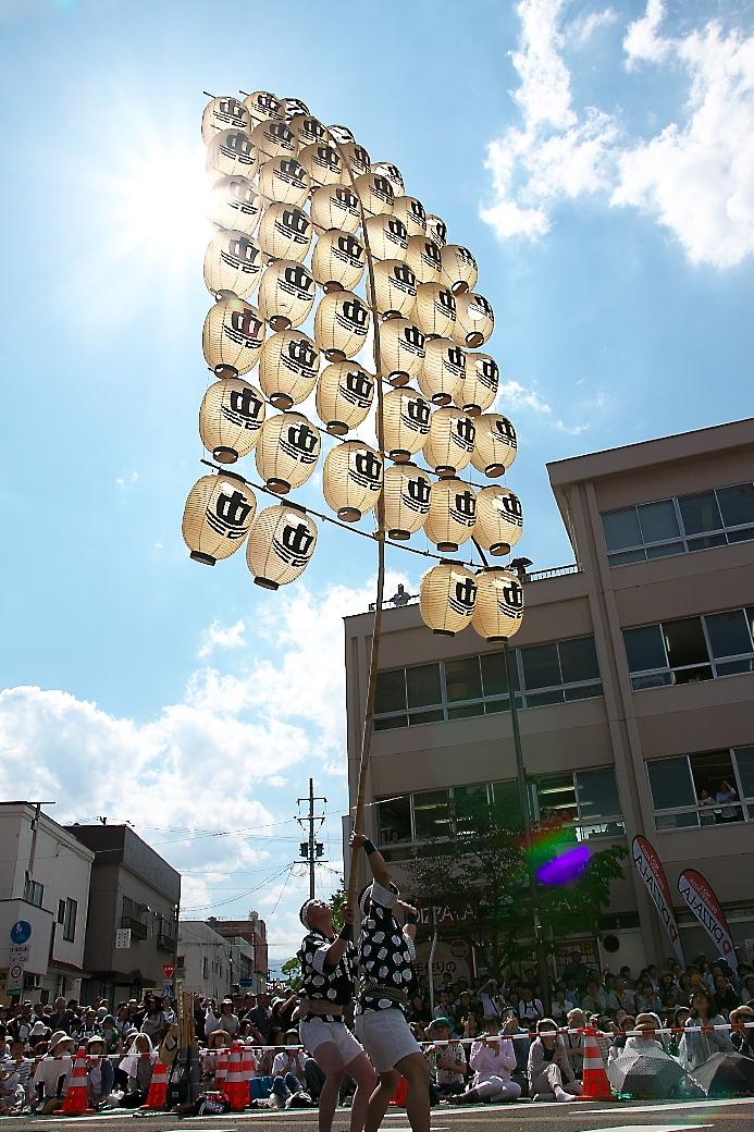 秋田竿燈まつり_5