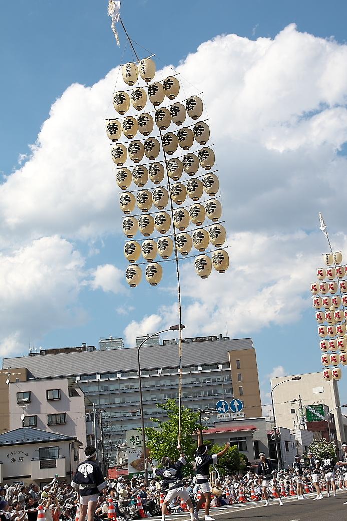 秋田竿燈まつり_1