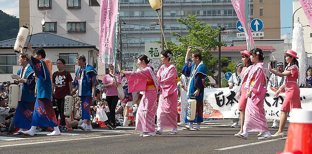 福島わらじ祭り_2