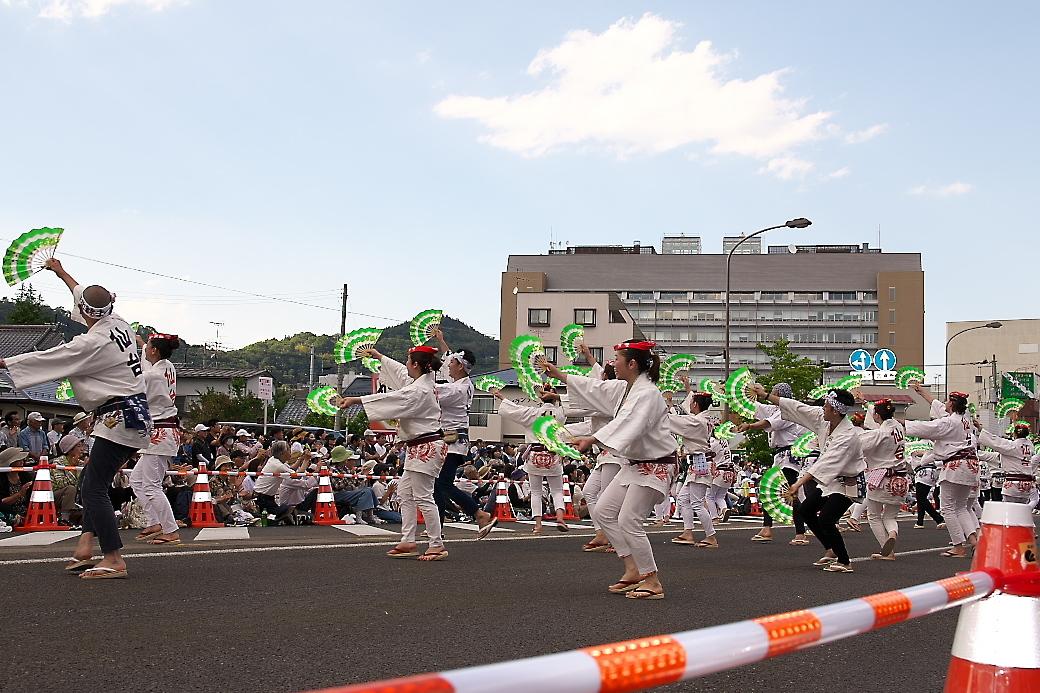 仙台七夕まつり(すずめ踊り)_5