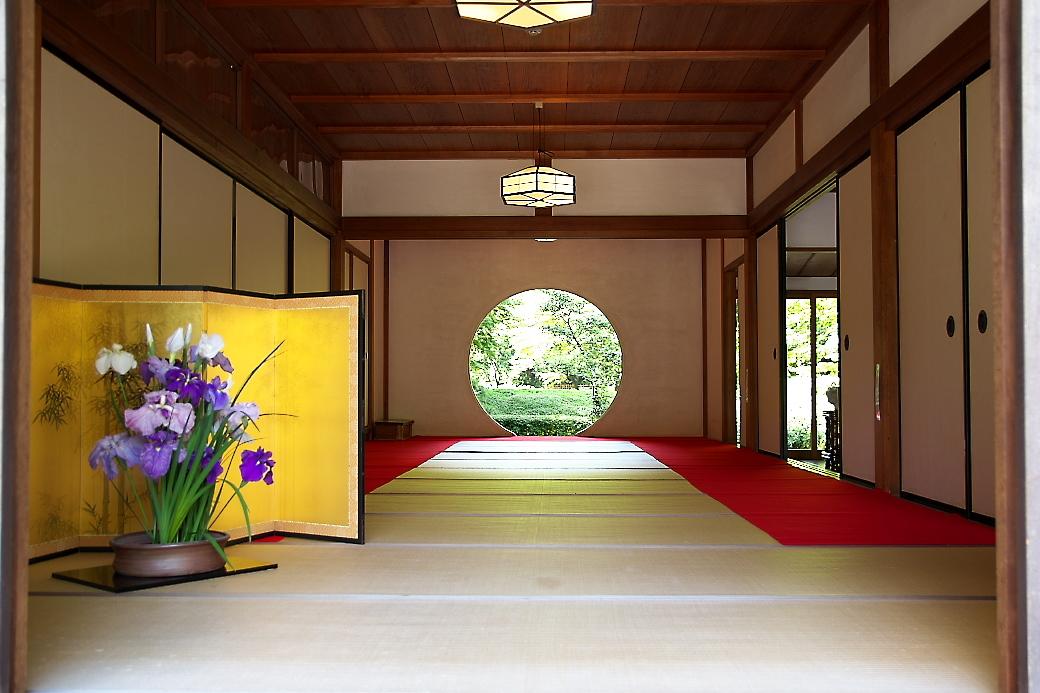 丸窓(悟りの窓)_2