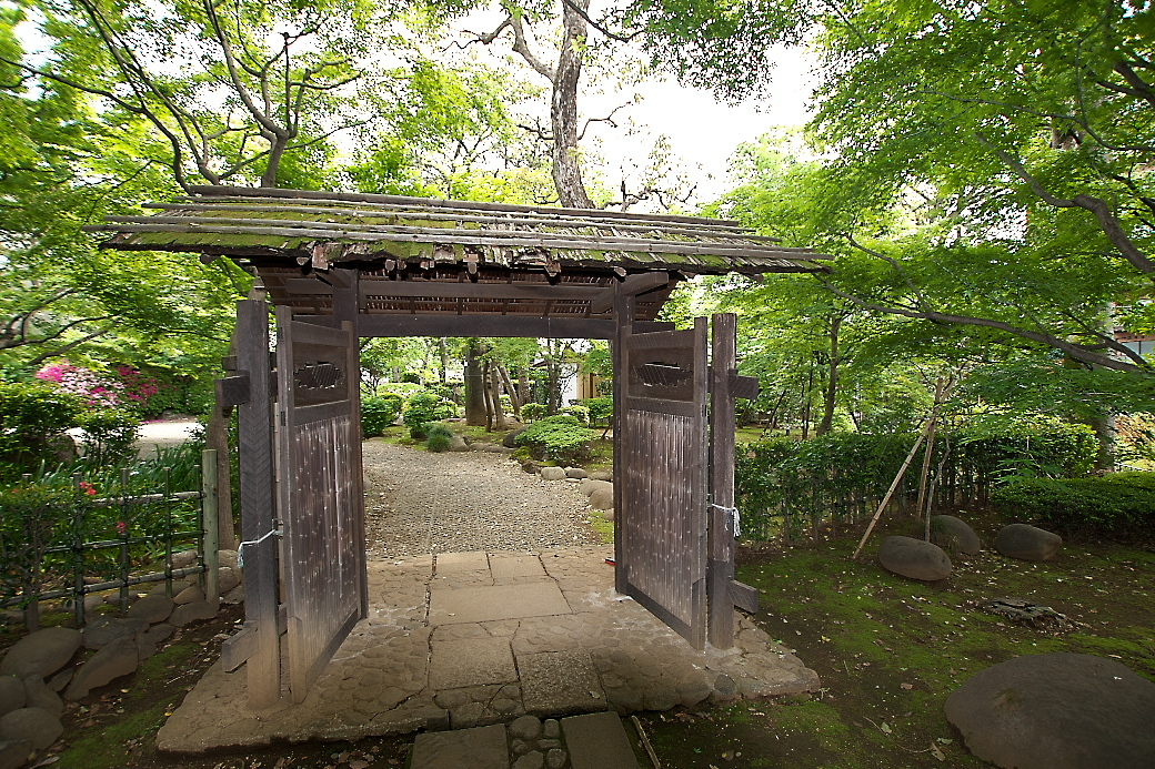 庭門…国指定重要文化財の附指定_3