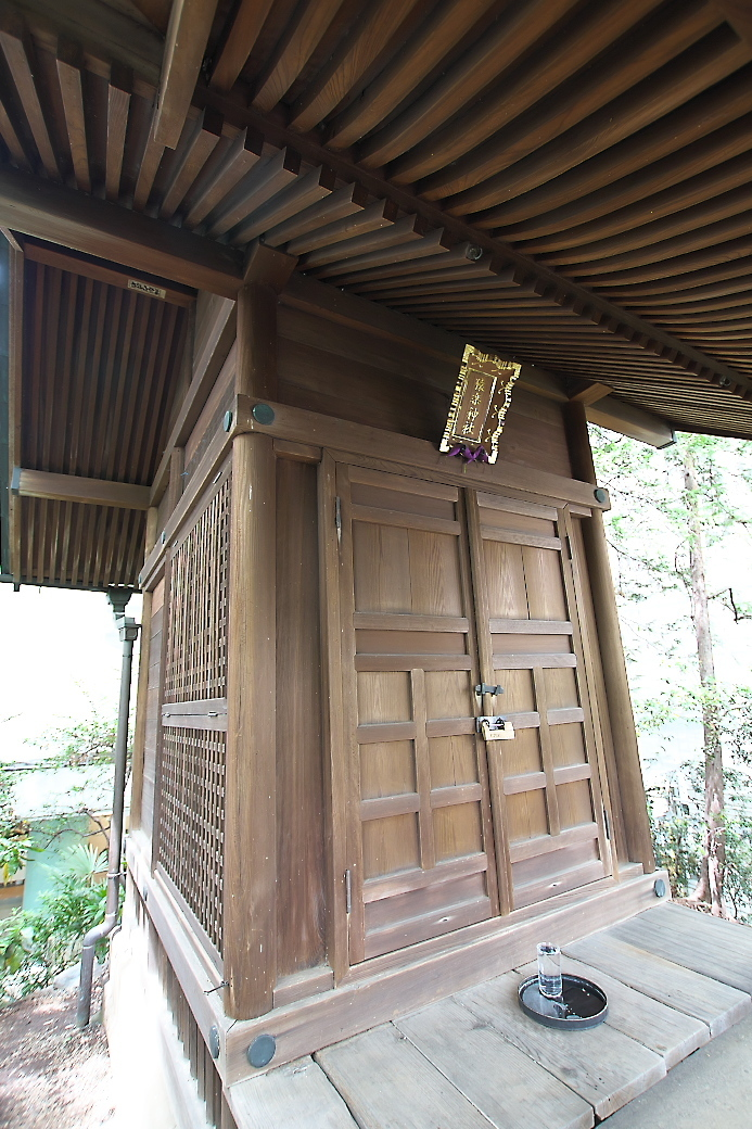 猿楽塚と猿楽神社_3
