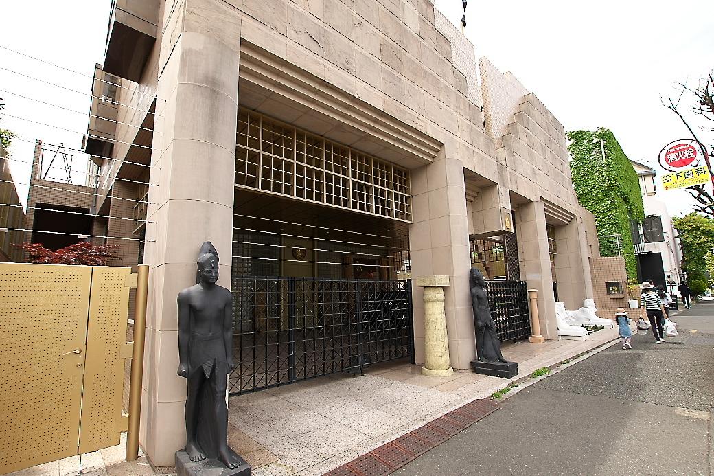 駐日エジプト大使館_1