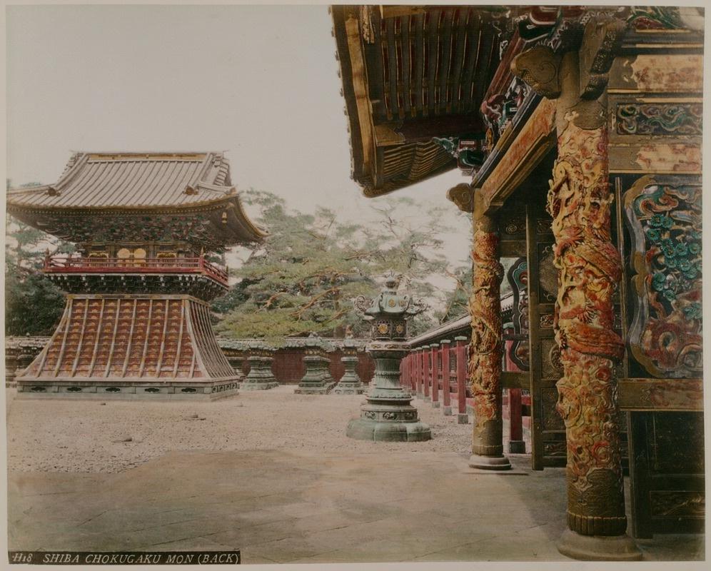 有章院霊廟(PDF画像を借用)