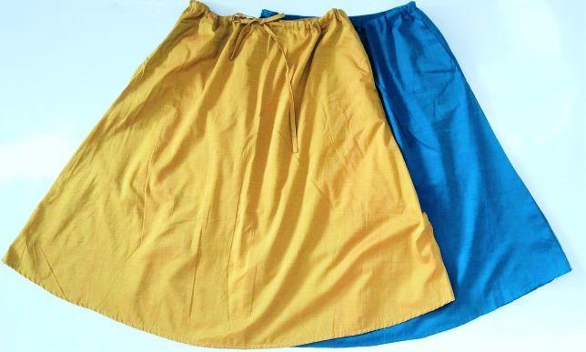 ロングスカート2