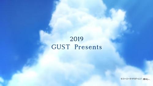 ガスト「Gust New Project」ティザー映像が公開!