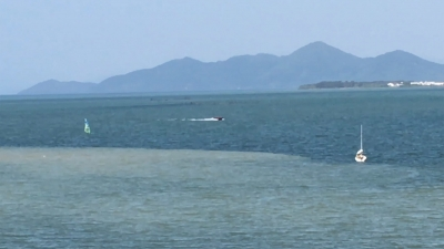 GWの10連休6日目!! 雨後の琵琶湖は大賑わい(YouTubeムービー)
