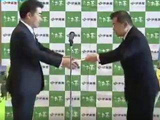 620万円を寄付!! お茶で琵琶湖を美しくキャンペーン